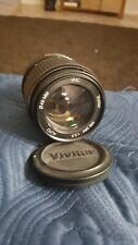 Vivitar 135mm 1:3.5 VMC Lens for Yashica / Contax C/Y Mount
