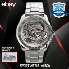 HOT Eagle Harley Davidson live to Ride sport metal watch Men's Apparel Limited