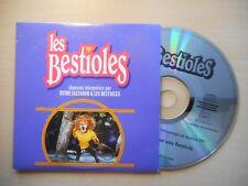 SERIE TV LES BESTIOLES - HENRI SALVADOR [ CD SINGLE ]