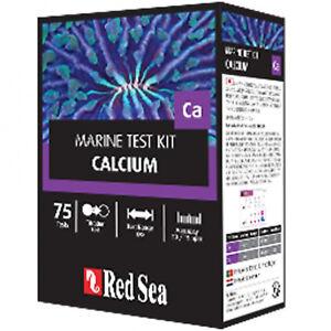 Red Sea MCP Calcium Test Kit Marine Care Program Marine Reef Aquarium Water Test