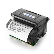 Portable Receipt Thermal Printer 58mm RS232 / TTL + USB Compatible with EML203