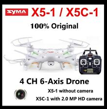 Syma X5C-1 Quadcopter Drone With Camera or X5-1 RC Helicopter Dron No camera