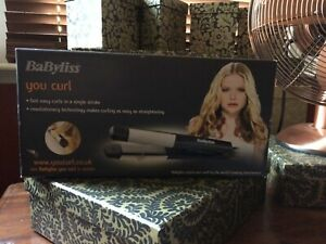 BABYLISS YOU CURL - NEW & BOXED