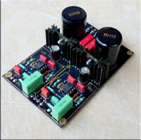 Assembled DUAL Phono Turntable Preamp Moving Magnet MM LP Preamplifier Board