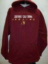 USC TROJANS Mens 2XL XXL J.AMERICA hoodie/hooded Sweatshirt Combine ship Discoun