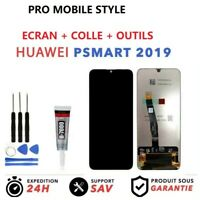 VITRE TACTILE original LCD Huawei psmart 2019 P SMART 2019 PSMART + COLLE OUTILS