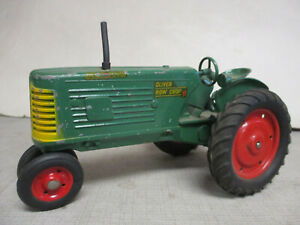 (1952) Slik Oliver Model 77 Diesel Toy Tractor, 1/16 Scale, All Original