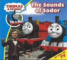 Thomas the Tank book ~ The Sounds of Sodor ~ Brand new