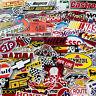 55 Random Mix Stickers Decal Motocross Motorcycle Car ATV Racing Bike Helmet