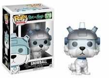 FUNKO POP - Rick and Morty - Snowball #178 - NUOVO
