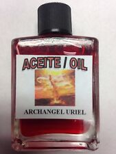 MYSTICAL / SPIRITUAL OIL ACEITE FOR SPELLS & ANOINTING 1/2 OZ ARCHANGEL URIEL