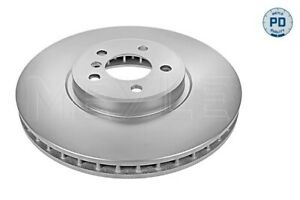 MEYLE PD Brake Rotor Front Pair 383 521 0006/PD fits BMW X Series X5 3.0sd (E...