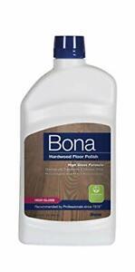 Bona Hardwood Floor Polish - High Gloss 32 oz