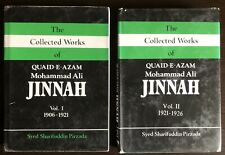 The Collected Works of Quaid-E-Azam Mohammed Ali Jinnah - 2 Volumes - Pakistan