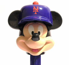 TOPOLINO MICKEY MOUSE DISPENSER -MUSICAL MAJOR LEAGUE BASEBALL NEW YORK YANKEES
