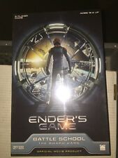 Enders Game Battle School Board Game From Cryptozoic Sealed