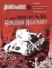 Against the Odds Magazine:  Hungarian Nightmare Board Game