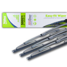 "NEW SET OF 3 OEM VALEO 21"" WIPER BLADES FITS SAAB 9000 1986-98 85-47-374 5582531"