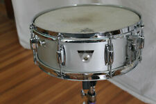"Vintage 1971 Ludwig Standard 5""x14"" Ludalloy Snare Drum"