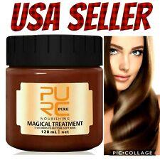 Magical Hair Treatment Mask Tonic Keratin Hair 5 Sec Repairs Damage Restore Hair