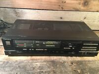 TECHNICS Quartz Synthesizer AM/FM Stereo Receiver SA-937 Vintage