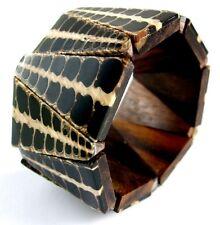 Natural Cone Shell Cuff Stretch Bracelet Handmade Women Jewelry Fashion BA022