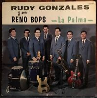 "Tejano Tex Mex LP Rudy & Los Reno Bops "" La Palma"""