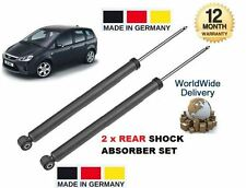Per Ford C Max C-Max 2007> 2 x Post. Suspenstion Ammortizzatori Puntone