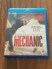 The Mechanic (Jason Statham) - Blu-Ray - Excellent Condition
