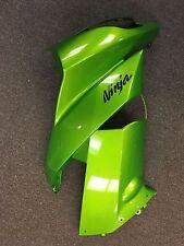 Kawasaki Ninja 650 OEM Right Side Fairing 2010 Candy Lime Green 09 10 11