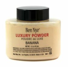 Ben Nye Banana Luxuary Powder 1.5oz Bottle Face Makeup (42 gm)  max 2 per buyer