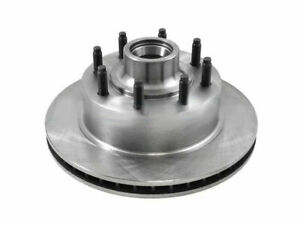 For Ford E350 Econoline Club Wagon Brake Rotor and Hub Assembly 82117NQ