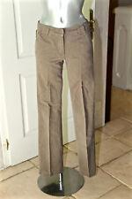 pant pantalon évasé bcbg brun clair femme ZADIG & VOLTAIRE kenya bagheria T 36