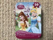50 Piece Disney Princess Mini Jigsaw Puzzle New - Perfect Stocking Filler!