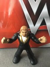 "WWE Mighty Minis Million Dollar Man Series One 1 Collectible  2"" Action Figure"