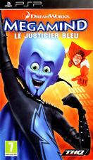MEGAMIND : LE JUSTICIER BLEU / SONY PSP / NEUF SOUS BLISTER D'ORIGINE / VF