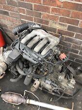 VW GOLF SEAT IBIZA CUPRA 2.0 16v PETROL ENGINE & GEARBOX COMPLETE UNIT KIT CAR