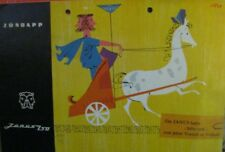 * Zündapp Janus 250 Prospekt Brochure 1957 ORIGINAL deutsch  *
