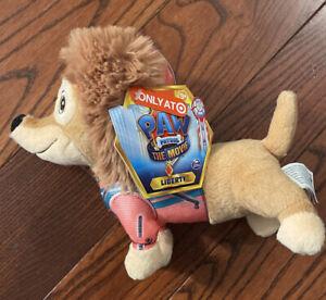 Paw Patrol The Movie Liberty Plush Long Hair Dachshund Weenie Girl Dog 2021 Pup
