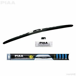 PIAA 96153 Aero Vogue Premium Hybrid Silicone Wiper Blade 21 in. 530mm Single