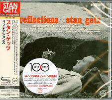 STAN GETZ-REFLECTIONS-JAPAN SHM-CD Ltd/Ed C94