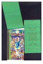 1989- Libya - The 20th anniversary of the 1st september revolution- Book of 10 S
