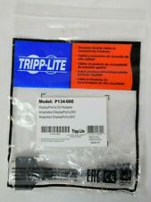 "TRIPP LITE P134-000 DisplayPort to DVI Cable Adapter/Converter (6"") - Brand New"