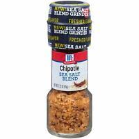 McCormick Chipotle Sea Salt Blend Grinder 2.32 oz