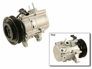 A/C Compressor For 2007-2008 Dodge Nitro 3.7L V6 N877RN New - with Clutch