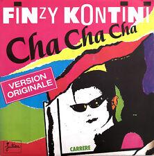 "Finzy Kontini 7"" Cha Cha Cha - France (EX/EX)"