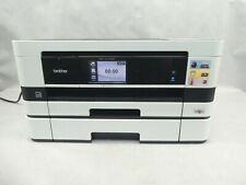Impresora Escaner Copiadora Brother MFC J4710DW Fax Con Wifi A4 y A3 de papel utilizado