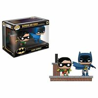 Pop! Heroes DC Comics Comic Moment 1964 80th Anniversary Batman & Robin