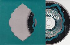 CD CARDSLEEVE AMINA DIS MOI POURQUOI REMIX HIP HIP 1T COLLECTOR (EUROVISION)