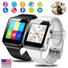 Bluetooth SmartWatch Wristband SIM Card Slot Sports Pedometer Band For Android